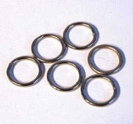 Ronde ring 25 mm